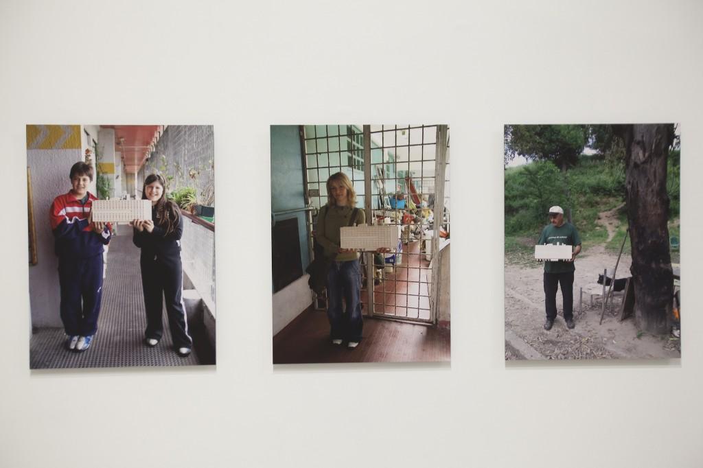 Domènec, Sostenere il palazzo dell'utopia, 2004