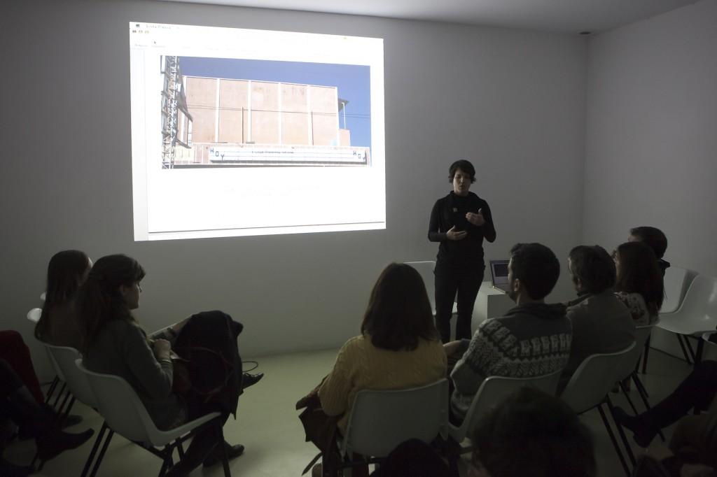 Talk by Aymara Arreaza