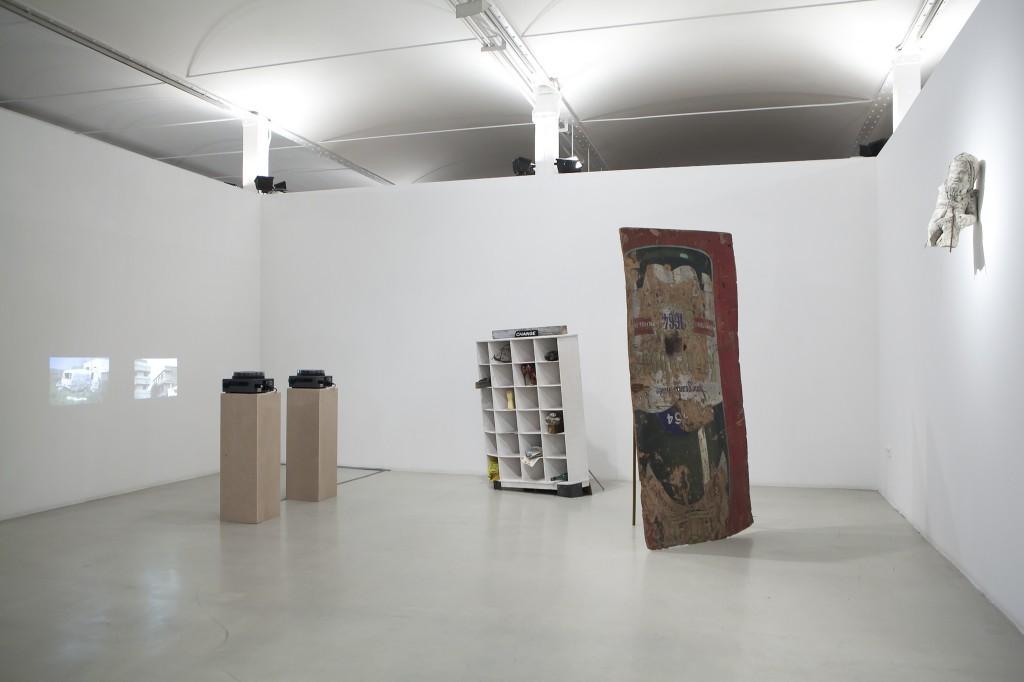 Jordi Mitjà, Esquelets, pells mudades i deposicions del capital, 2013