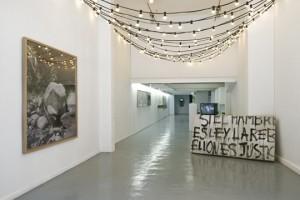 Vista general de la exposición en la Galería ADN, Barcelona