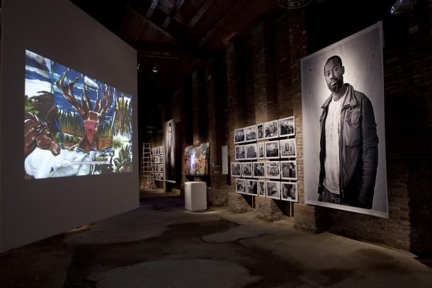 Installation view - 25%: Catalonia in Venice, 2013