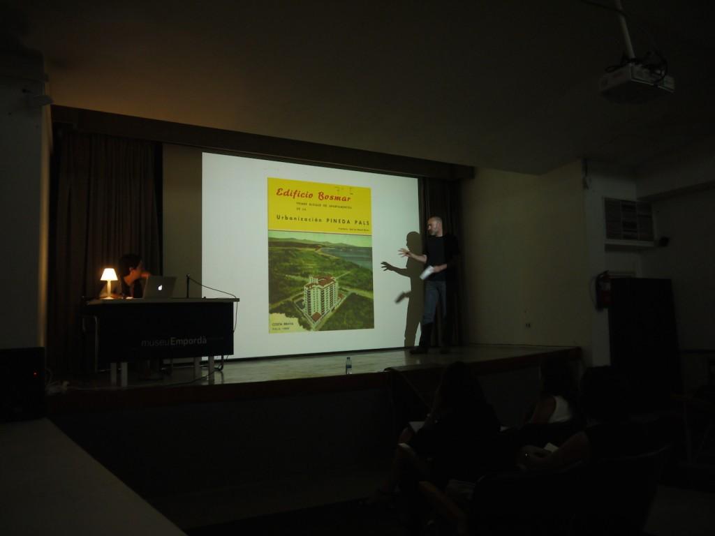 Rafel G. Bianchi presenting Radio Liberty